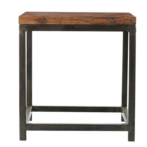 home decorators table home decorators collection holbrook coffee bean end table