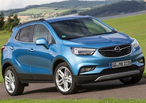opel auto 2019 opel mokka x review design engine price release