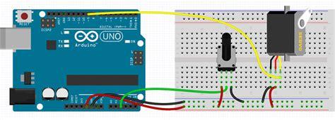 tutorial arduino servo so steuert man einen servo mit arduino inklusive code
