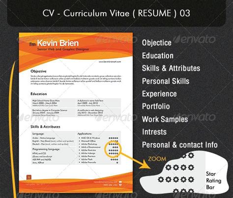Resume Computer Skills Photoshop Professional Practice