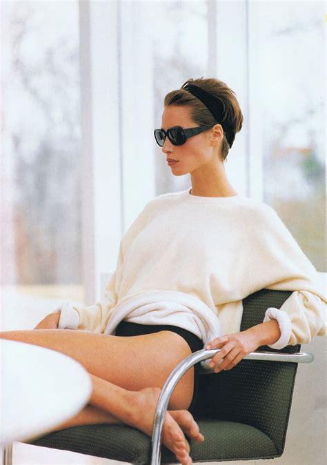 pics of christy turlington when she had short hair 218 best brunette pixie cuts images on pinterest short