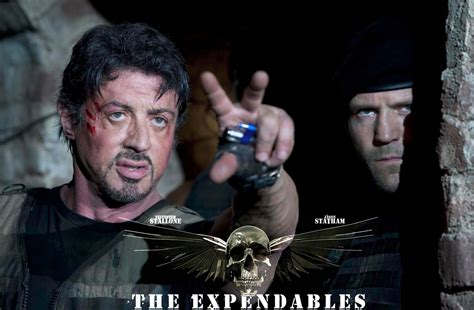 film mit jason statham und sylvester stallone first the expendables trailer filmofilia