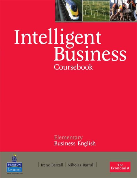 Business Intelligent 1 elementary intelligent business pearson