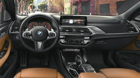 bmw x3 interni bmw x3 2017 dimensions boot space and interior