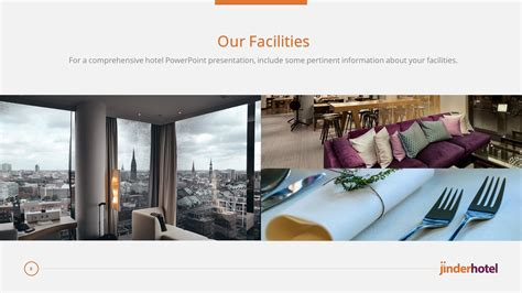 powerpoint themes hotel hotel premium powerpoint template ppt themes for hotel
