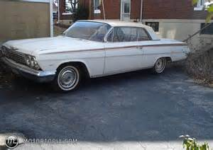 1962 For Sale 1962 Chevrolet Impala For Sale Id 18810