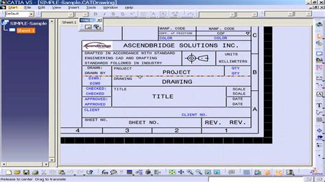 visio title block template visio drafting software best free home design idea