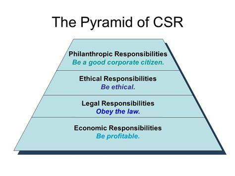 Carroll School Of Management Mba Fees by Corporate Social Responsibility The Many Meanings Of Csr