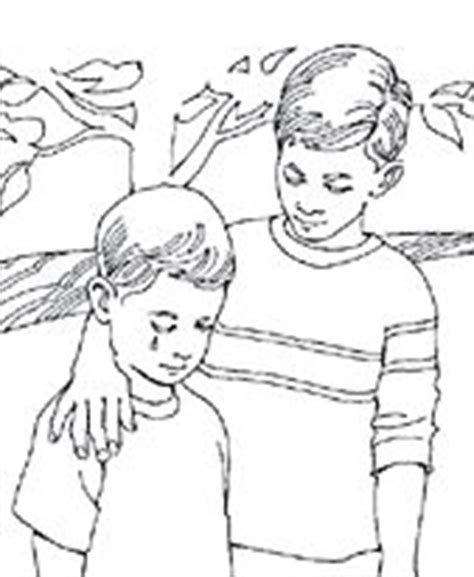 lds coloring pages kindness 1000 images about sunday school on pinterest easter