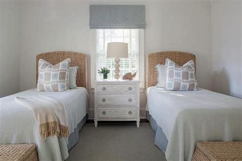 twin seagrass headboard best 25 two twin beds ideas on pinterest girls twin