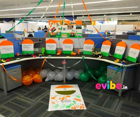 Independence Decorations by 6 Independence Day Balloon Decoration Ideas For Office