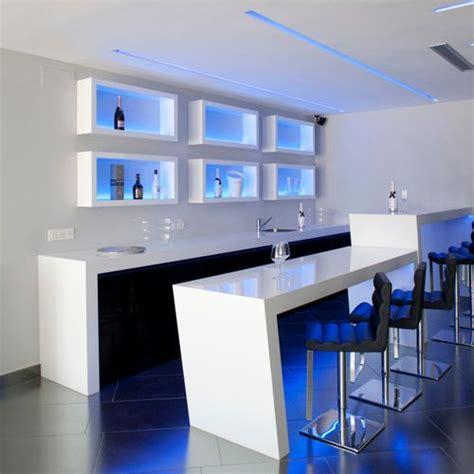 barra de bar en casa fotos de bares en casa dise 241 os de bares en casa modernos