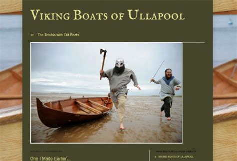 viking boats song viking boats of ullapool or the trouble with old boats