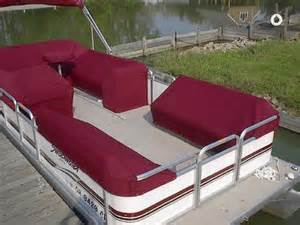 Seat Covers For Pontoon Boats Seat018 Lakeside Canvas