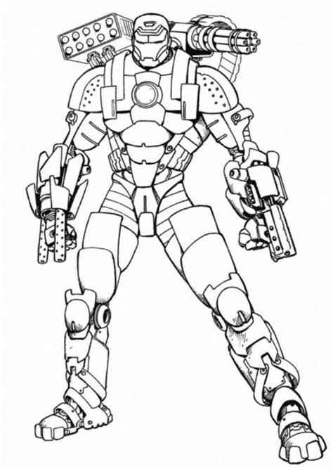 black iron man coloring pages free printable iron man coloring pages for kids best