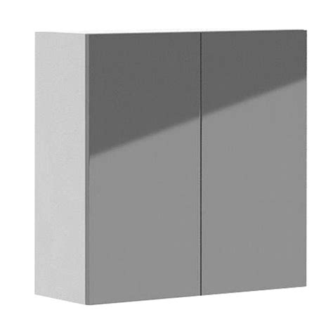 white melamine cabinet doors eurostyle 30x30x12 5 in cordoba wall cabinet in white melamine and door in gray w3030 w cordo