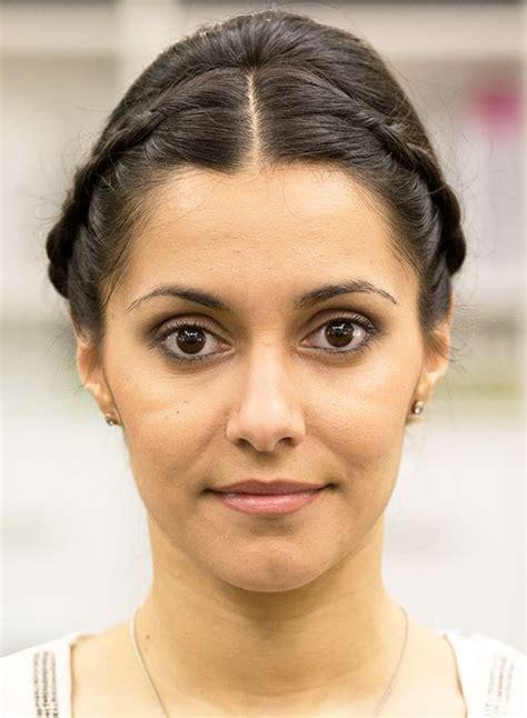 Brautfrisur Dunkle Haare by Angesagte Brautfrisuren F 252 R Dunkle Haare