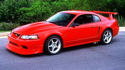 fastest ford mustang part 10 2000 mustang svt cobra r