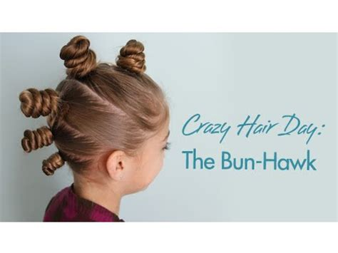 hairstyles to do for crazy hairstyles for kids top crazy the bun hawk crazy hair day cute girls hairstyles