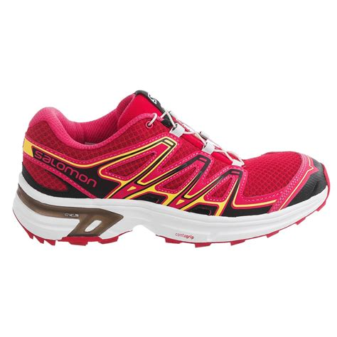 running shoes with wings salomon wings flyte 2 trail running shoes for
