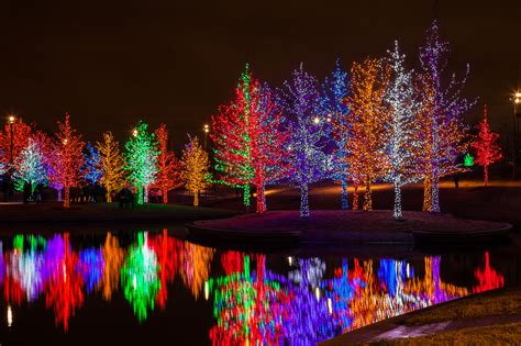 dallas downtown city lights festival your guide to tree lighting celebrations in dallas