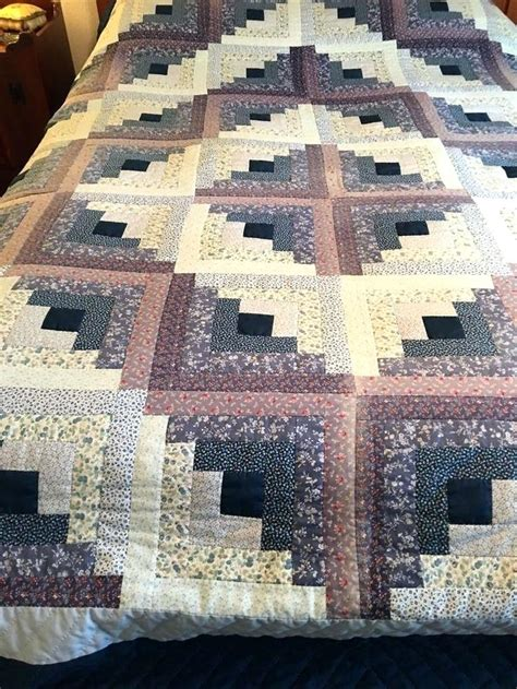 Log Cabin Patchwork History - log cabin quilt pattern history log cabin quilts selkirk