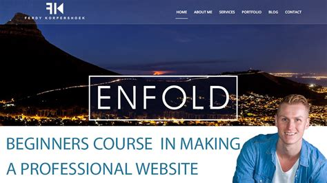 enfold theme not loading how to create a wordpress website with the enfold theme