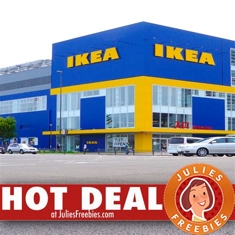 Ikea Sweepstakes 2017 - hot deal at ikea julie s freebies