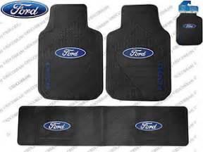 Ford Logo Floor Mats For F150 Ford F150 Logo Floor Mats Ebay
