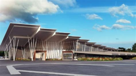 the daily news new plymouth new plymouth s new airport terminal could get even bigger