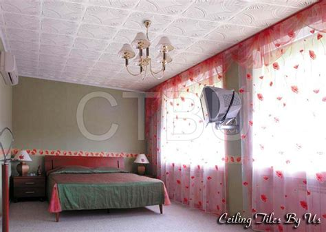 Bedroom Ceiling Tiles Styrofoam Ceiling Tiles Installed