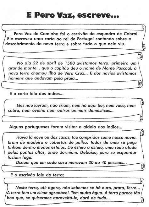 Pedagógiccos: DIA DO DESCOBRIMENTO DO BRASIL - atividades
