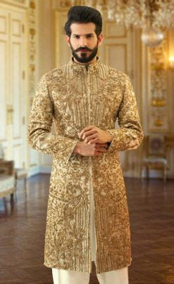 7 Looks For Every Groom To Rock In Style by Sherwani Design For Groom 2018 Sherwani Style 2018