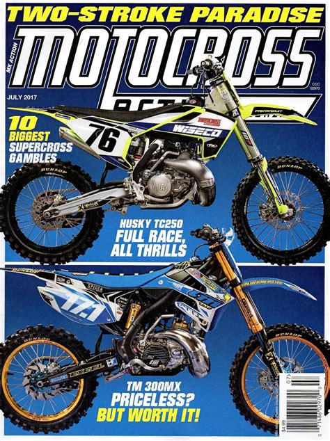 motocross action magazine website rumors gossip unfounded truths the summer doldrums