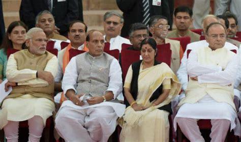 New Cabinet Of Narendra Modi by Cabinet Reshuffle Narendra Modi To Repose Faith In