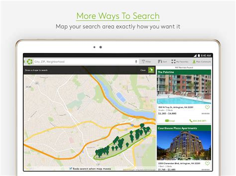 appartment search apartments com rental search android apps on google play