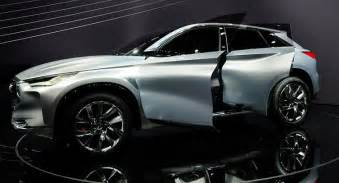 Future Infiniti Cars Infiniti Qx Sport Inspiration Is A Glimpse Into The Car