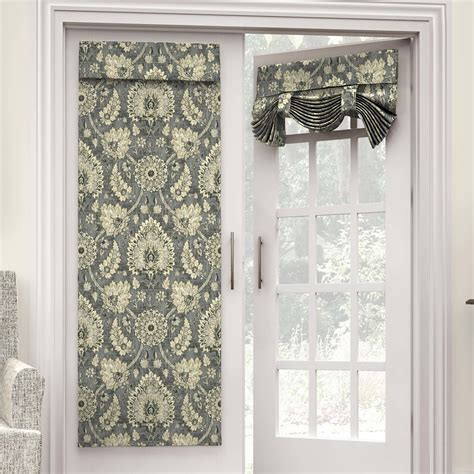 french door panel curtains french door curtains enhancing plain doors 15 brilliant