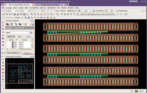 synopsys layout editor custom compiler in design assistants part 3 custom