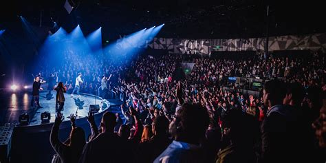 elevation church new years service soundtrack to salvation how elevation church uses rock n