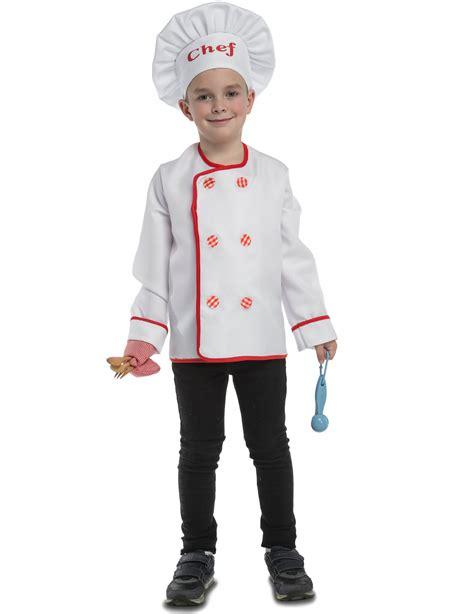 accessoire cuisine enfant d 233 guisement chef cuisinier avec accessoires enfant