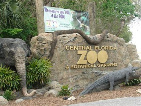 central florida zoo and botanical gardens central florida zoo botanical gardens sanford hours
