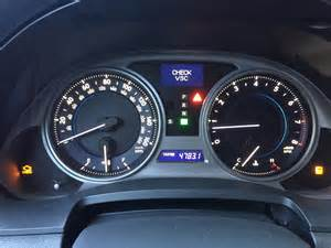 lexus vsc and check engine lights on lexus free engine