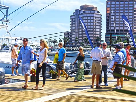 west palm beach boat show palm beach international boat show march 2018 visitwpb