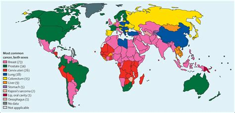 map usa of types of cancer map usa of types of cancer arabcooking me