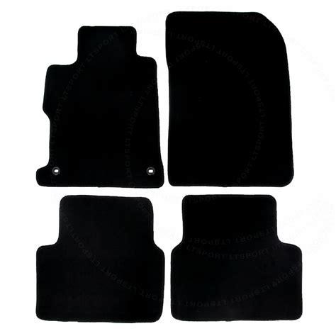 fit 12 15 honda civic sedan custom fit premium black