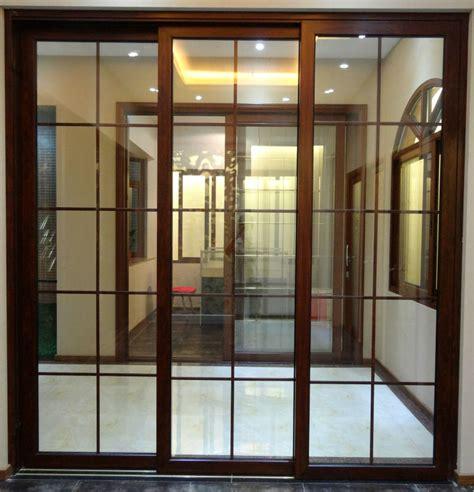 Glass Sliding Doors Barthroom Interior Aluminium Doors Aluminum Sliding Glass Doors