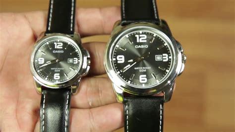 Casio Standard Ltp 1314l 8av casio mtp ltp 1314l 8av leather black