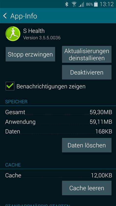 Auto Tuning Windows 7 Deaktivieren by S Health Entfernen So Geht S Chip
