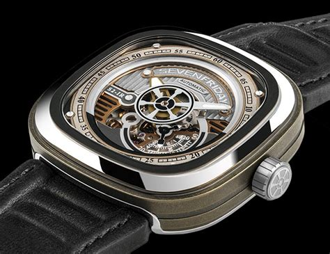 Seven Friday S2 01 sevenfriday s2 01 oracle time